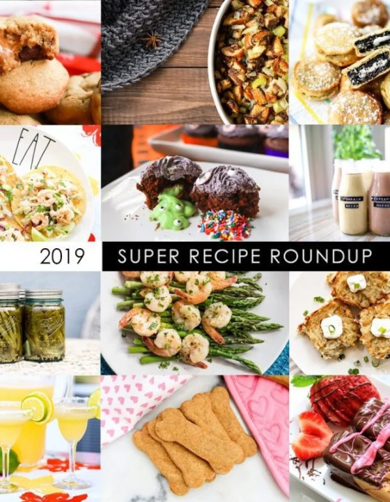 Our Super Recipe Roundup of 2019