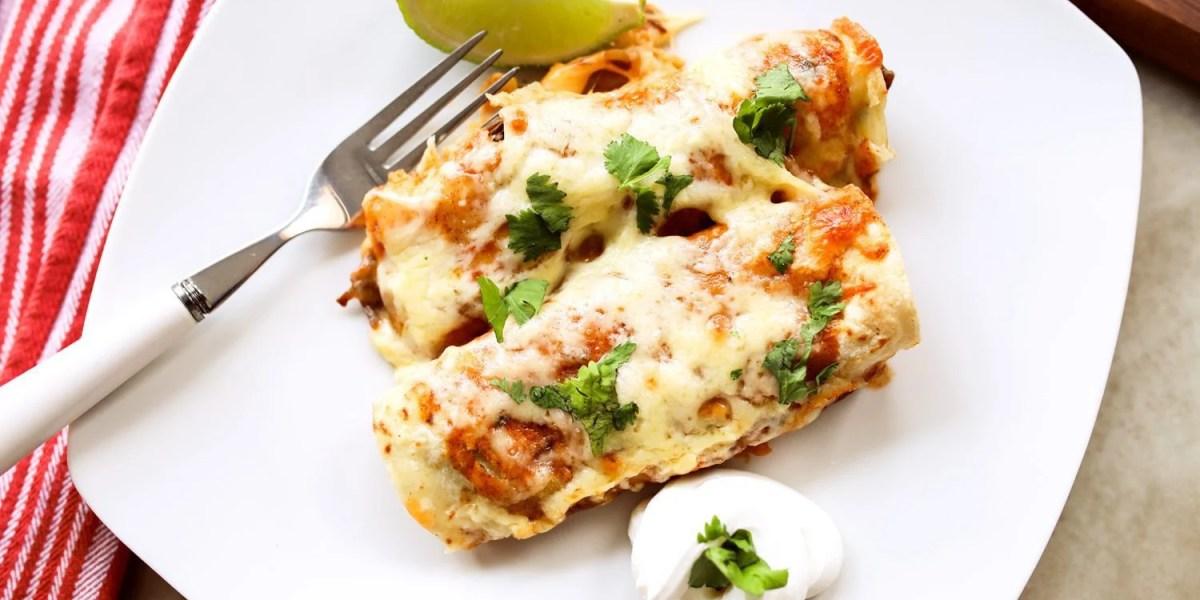 The Greatest Enchilada Recipe Ever