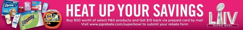 pg rebate 2020 banner