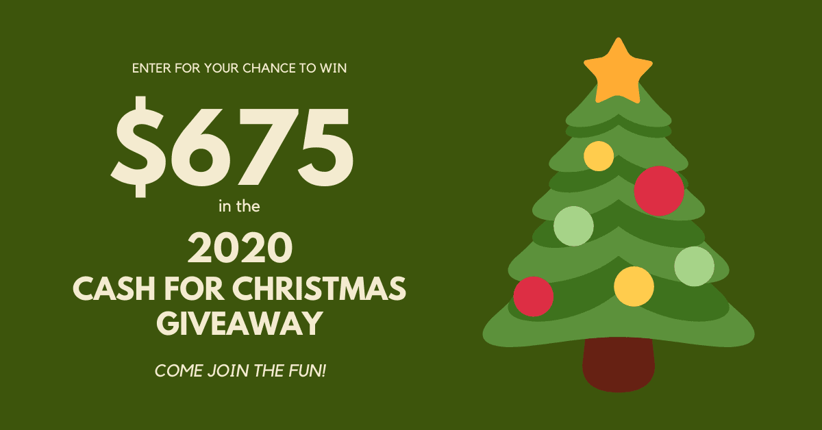 Ducks Christmas Giveway 2020 2020 Cash for Christmas Giveaway   The Super Mom Life