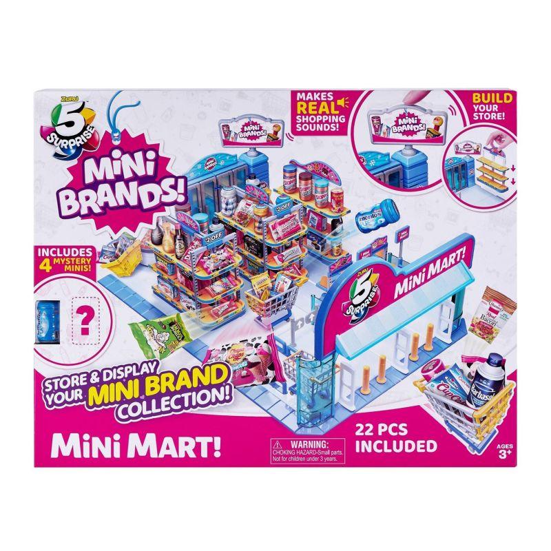 Mini Brands Mini Mart