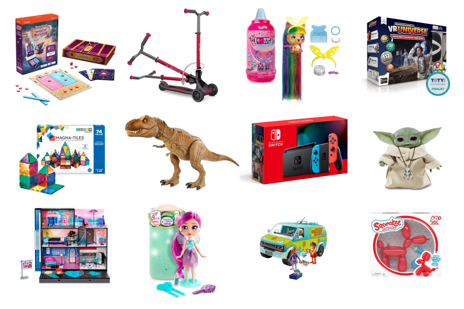 hottest toys for the holidays