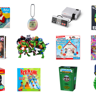Retro Holiday Gift Ideas