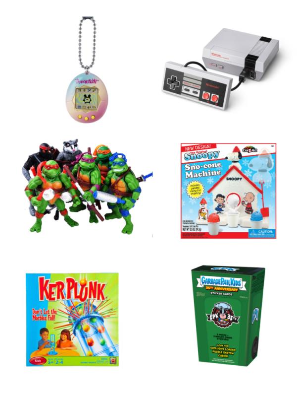 Retro Holiday Gift Ideas