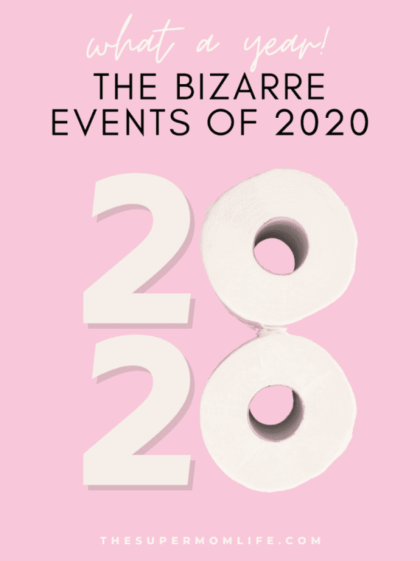 Bizarre Events of 2020