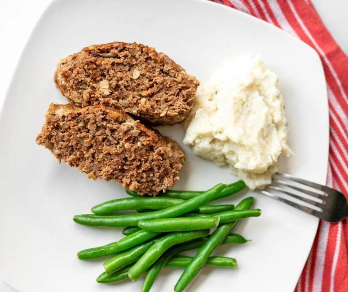Nana's Classic Meatloaf