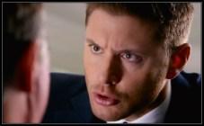 Dean applies some pressure