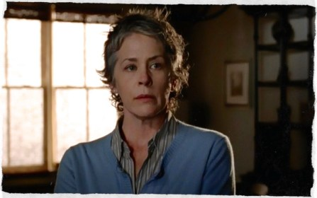 Carol knows how this will end - with Rick killing Pete.