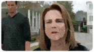 Deanna yells at Rick to stop