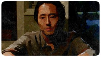 Glenn recounts his tale to Rick