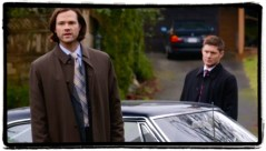 Sam and Dean aren't so sure brining Cole is the best idea