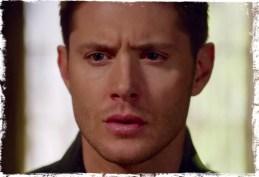 Dean CU Supernatural Book of the Damned