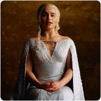 Daenerys says shes not a politician, but a Queen