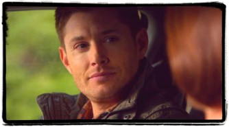 Dean in car 2 Supernatural The Werther Project
