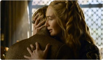 Tommen Cersei Game of Thrones The Gift