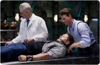 Dean captured Supernatural The Prisoner