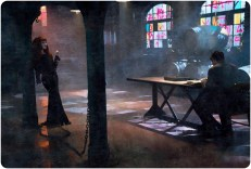 Rowena chains cas light Supernatural The Prisoner