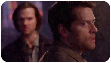 Sam Cas say no Supernatural The Prisoner