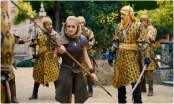 Sandsnake 3 Game of Thrones Unbowed Unbent Unbroken