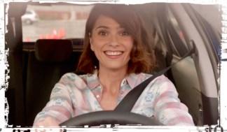 Malia drives Teen Wolf Parasomnia