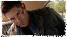 Dean handcuffs Supernatural Baby