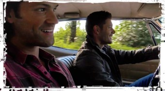 Sam and Dean Winchester Supernatural Baby