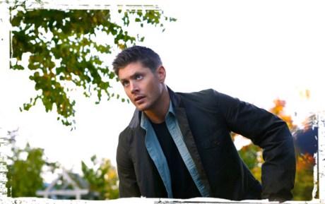 Dean Winchester Jensen Ackles Supernatural Just My Imagination