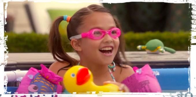 girl in pool Supernatural Just My Imagination