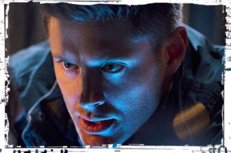 Dean cage CU Supernatural The Devil in the Details