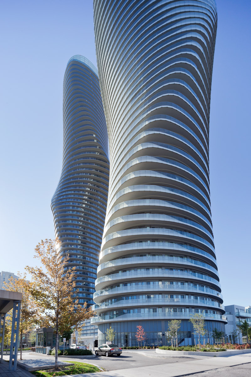 Absolute Towers MAD Architects The Superslice