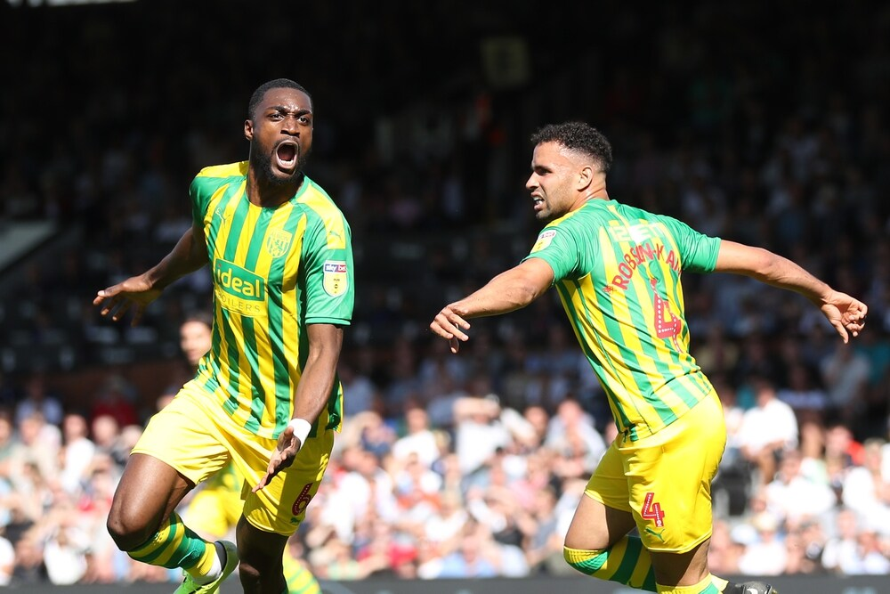 SEMI AJAYI LEADS WEST BROM TO RESOUNDING VICTORY