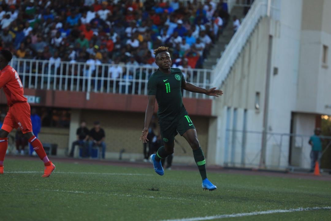 LESOTHO 2-4 NIGERIA: PROACTIVE TACTICAL SHIFT HELPS SUPER EAGLES ESTABLISH CONTROL