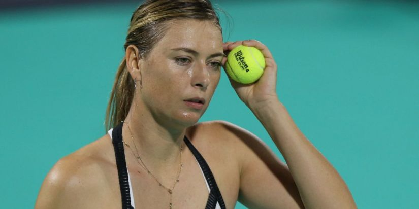 maria sharapova has announced her exit from tennis