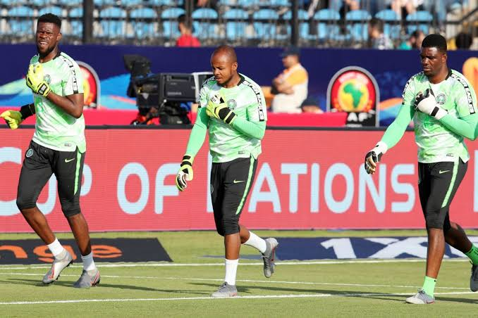 egbo is concerned by the lack of consistency in the Super Eagles goalkeeping ranks