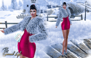 The Surreal Lyfe feat Avale @ The Frozzen Fair and Maxi Gossamer @ Winter Trend SL 2014 v1