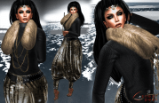 The Surreal Lyfe feat. [ZE] Agnes Harlem Dress - Flashing Lites- now showing @ PENUMBRA Sneak Peekv