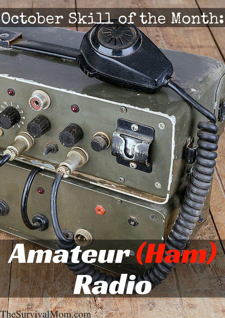 ham radio skill