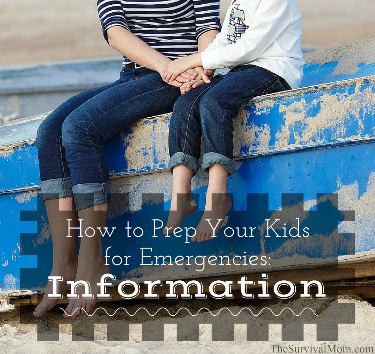 prep your kids information