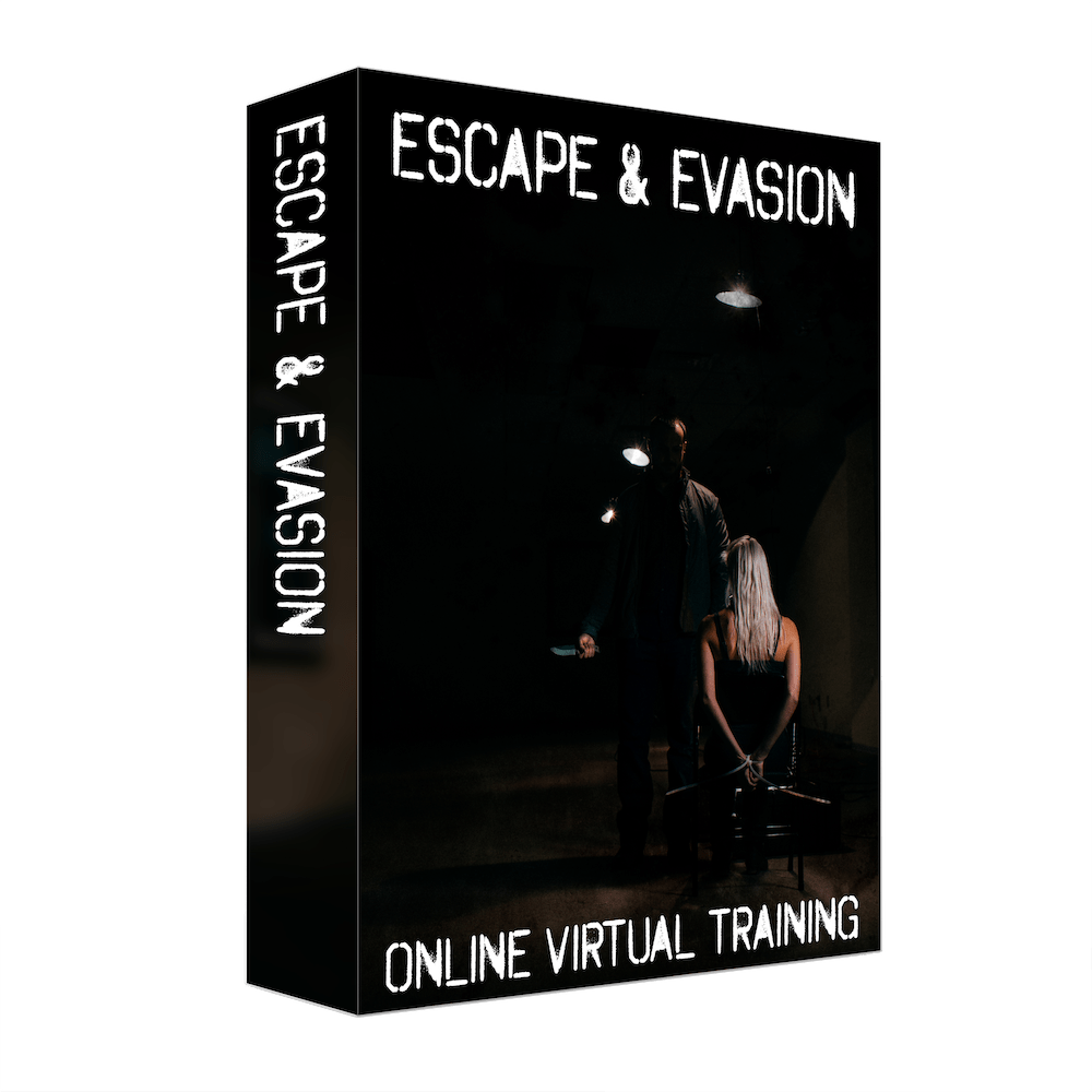 escape and evasion starring black scout survival