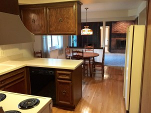 Does anyone know how to take down cabinets?