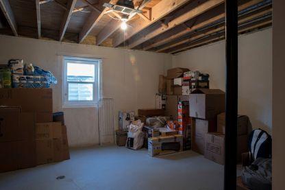 47 Basement Storage