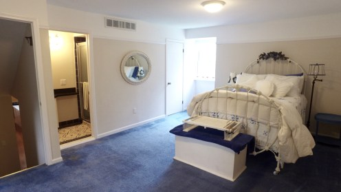 2nd private bedroom suite