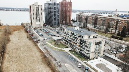 SOLD – 8300 E. Jefferson Ave #205, Detroit