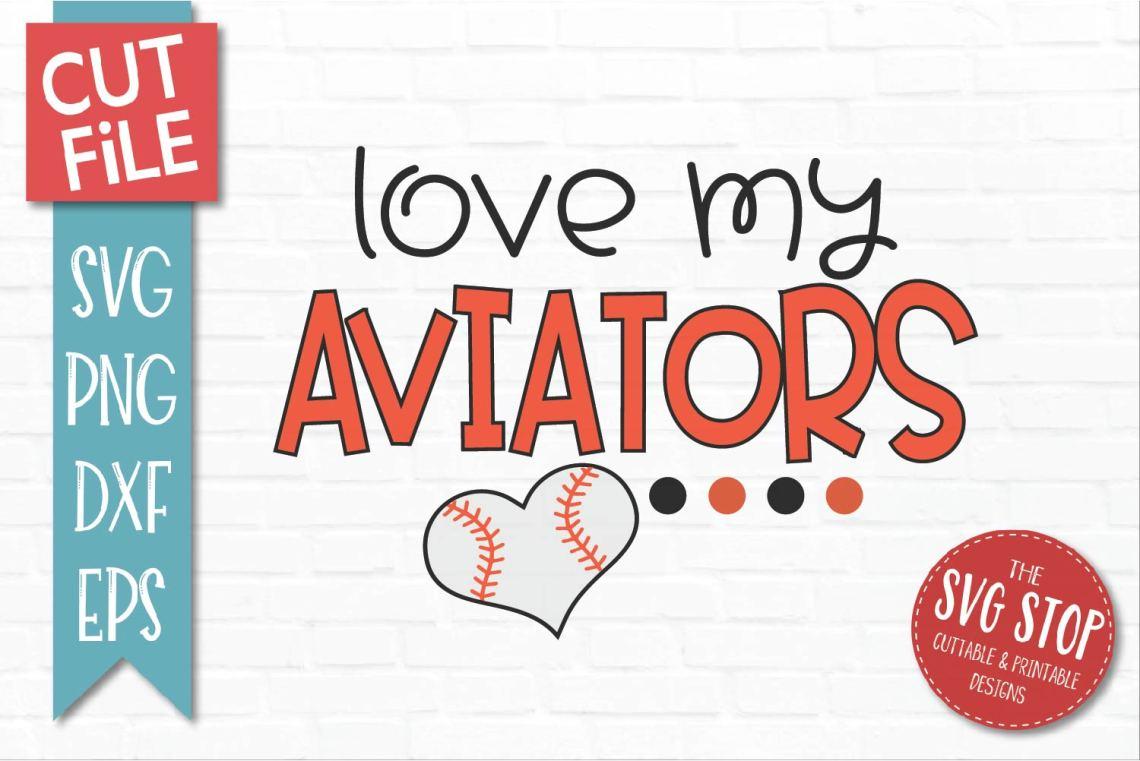Download Baseball Love aviators - SVG, DXF, PNG, EPS - Cut File