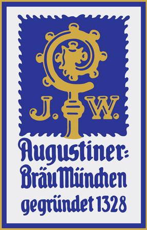 Augustiner logo file, edited in Paint.net