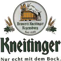 Kneitinger Bock (Bock), 500ml, 6.5% or 3.25 units - Dark bock- seasonal
