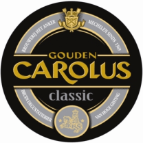 Gouden Carolus Ambrio (Amber), 330ml, 8.0% or 2.6 units - Complex and more-ish. Gouden Carolus Classic (Strong), 330ml, 8.5% or 2.8 units - Revitalised Mechelen classic. Gouden Carolus Hopsinjoor (Blonde), 330ml, 8.0% or 2.6 units - Sensational new blonde brewed with four types of hops. Gouden Carolus Tripel (Tripel), 330ml, 9.0% or 3 units - Gorgeous golden brew