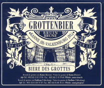 Grottenbier (Spiced), 330ml, 6.6% or 2.1 units - Cave beer with pudding spices