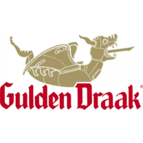 Gulden Draak (Strong), 330ml, 10.5% or 3.5 units - Dark and powerful