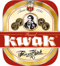 Kwak (Strong), 330ml, 8.0% or 2.6 units - Sweetish malty ale - elaborately presented